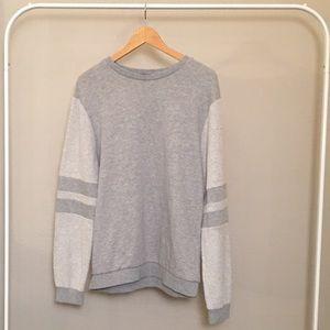Grey Sweatshirt Forever 21 XL